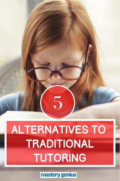 5 alternatives to traditional tutoring