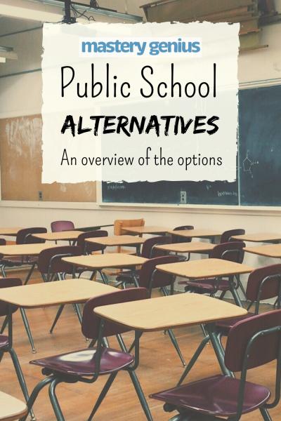 Public School Alternatives