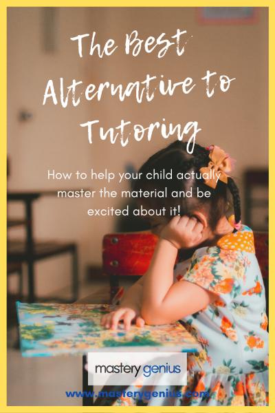 The best alternative to tutoring