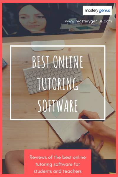 best online tutoring software