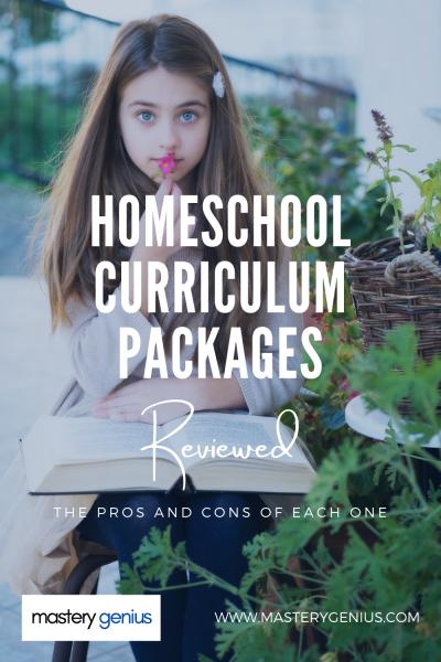 homeschoolcurriculum packages