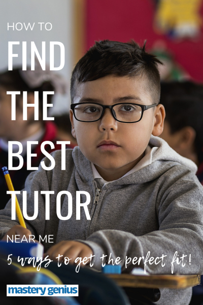 how to find the best tutor