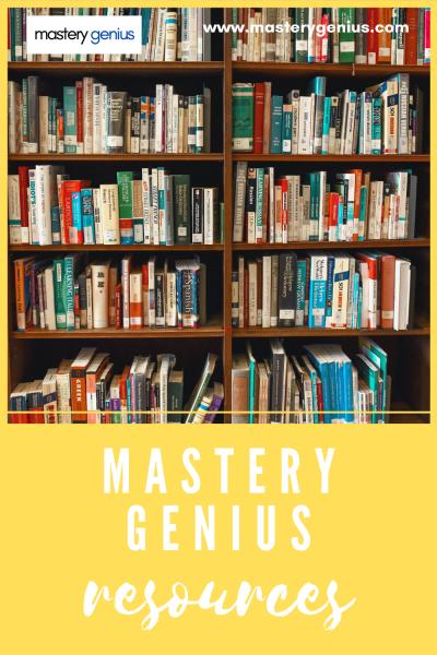 mastery genius resources
